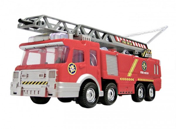 пожарная машина фото рисунок
