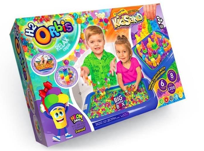 <b>Набор для творчества Danko</b> Toys 3в1 Big Creative Box ORBK-01 ...