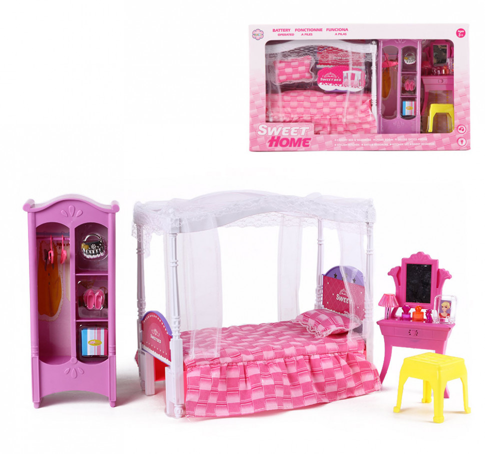 мебель для кукол 25398 B купить в киеве с доставкой по украине